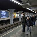 Metrostation, Beurs, Rotterdam
