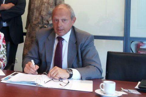 Wim Kurver, directeur, EBS