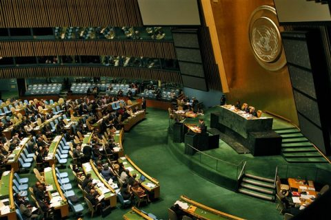 VN Klimaattop