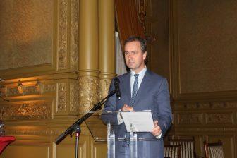 Timo Huges, directeur NS