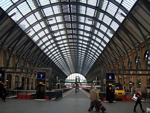 King's Cross Station, Londen