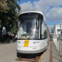 Flexity, supertram, De Lijn, Bombardier, InnoTrans 2014