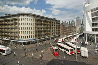 Tram, bus, HTM, Den Haag