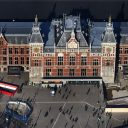 Amsterdam Centraal, station
