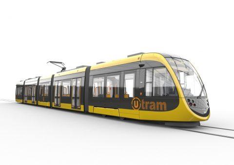 CAF, tram, Uithoflijn