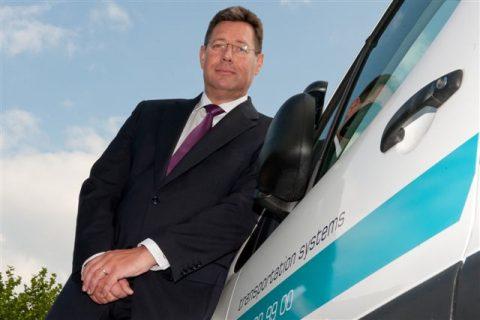 Jean-Philippe de Rek, directeur, Thales Transportation Systems