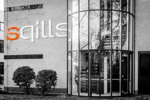 Kantoor Sqills, Enschede