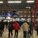 Utrecht Centraal Station, reizigers