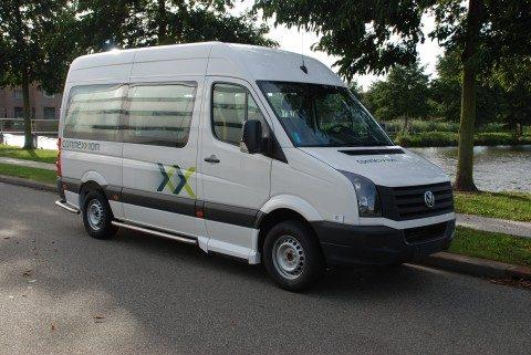 connexxion, leerlingenvervoer, taxibus