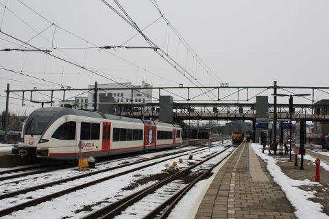 Veolia, trein, Heerlen