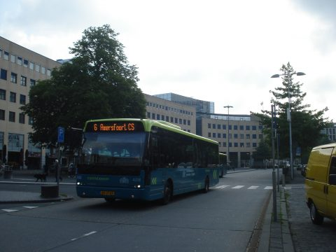 Connexxion, bus, Amersfoort