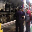 Mbo-opleiding, Railvoertuig Onderhoudsmonteur, remise RET