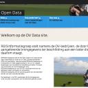website, NDOV-loket, brondata, www.reisinformatiegroep.nl