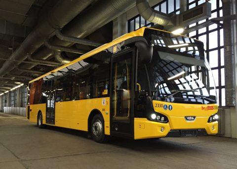VDL Citea LLE BVG, stadsbus, Berlijn