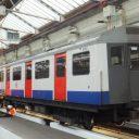strukton, elektrische metro omgebouwd tot dieseltrein