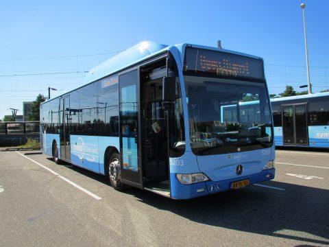 Syntus, bus, Apeldoorn