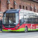 Volvo Electric Hybrid, bus, lijndienst, Stockholm