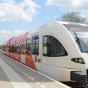 Arriva-trein, Apeldoorn, regio Achterhoek Rivierenland