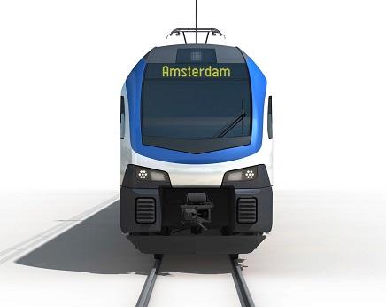 Flirt-trein, Sprinter, NS, Stadler