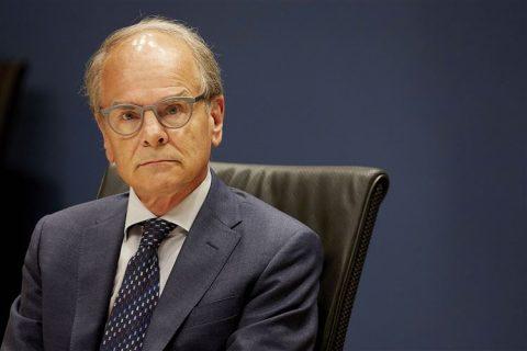 Arrien Kruyt, voorzitter, reizigersvereniging Rover