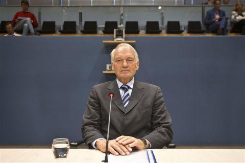 Nol Döbken, voormalig directeur, HSA