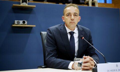 Richard De Leeuw, Fyra, Parlementaire Enquête