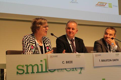Conny Bieze, UITP, congres, Milaan, gedeputeerde, Gelderland