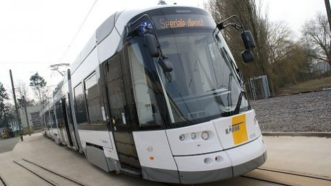 Flexity 2, supertram, Bombardier, De Lijn
