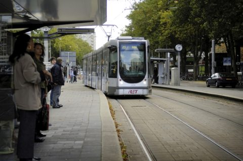 Citadis tram, RET, Rotterdam