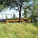 Intercity, trein, NS, foto: ProRail