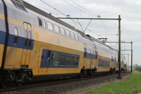 Intercity, trein, NS
