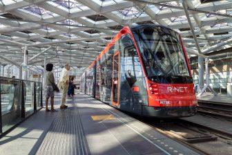 Stadstram HTM, Den Haag