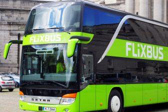 FlixBus Eindhoven-Antwerpen/Brussel