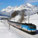 Austria Express, trein, Railpromo