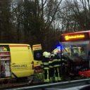 Busongeval A59, Arriva, Vlijmen, bron: Michiel van Amelsfort