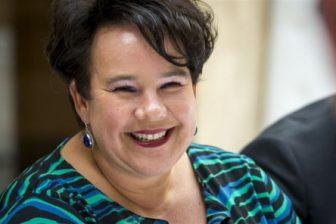 Sharon Dijksma, staatssecretaris, Infrastructuur en Milieu
