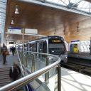 Station Schiedam Centrum, RandstadRail, metro,
