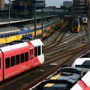 Arriva, NS, Veolia, treinen