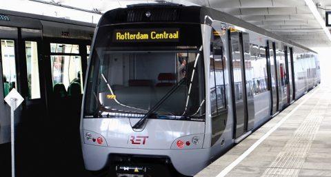 FLEXITY, Rotterdam, RET, Bombardier