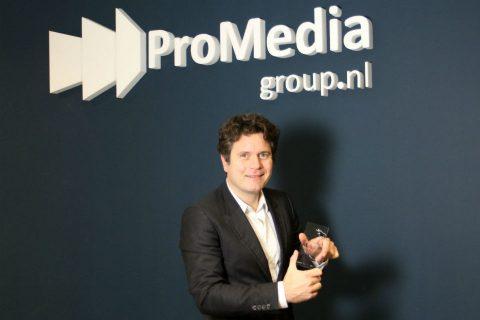 directeur, ProMedia Groep, Joan Blaas