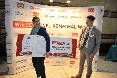 Niedersachsen-Ticket, Arriva, bron: Alex Wiersma