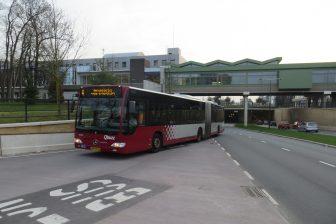 bus Qbuzz, Emmen, Drenthe,