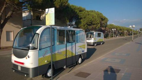 zelfrijdende bus, CityMobil2