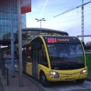 Elektrische bus, U-OV, Qbuzz, Utrecht CS
