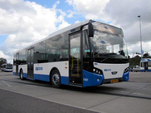 GVB, bus, VDL
