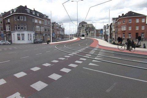 Bocht St Maartenslaan, Maastricht