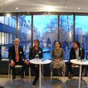 Debat, Toekomstbeelden Spoor, foto: Railforum