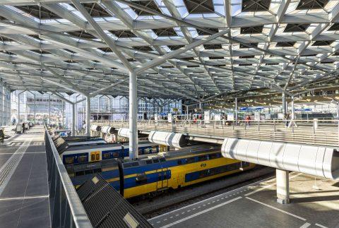 Den Haag CS, foto: ProRail/Rob van Esch