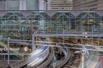 Den Haag Centraal Station, foto: ProRail/Rob van Esch