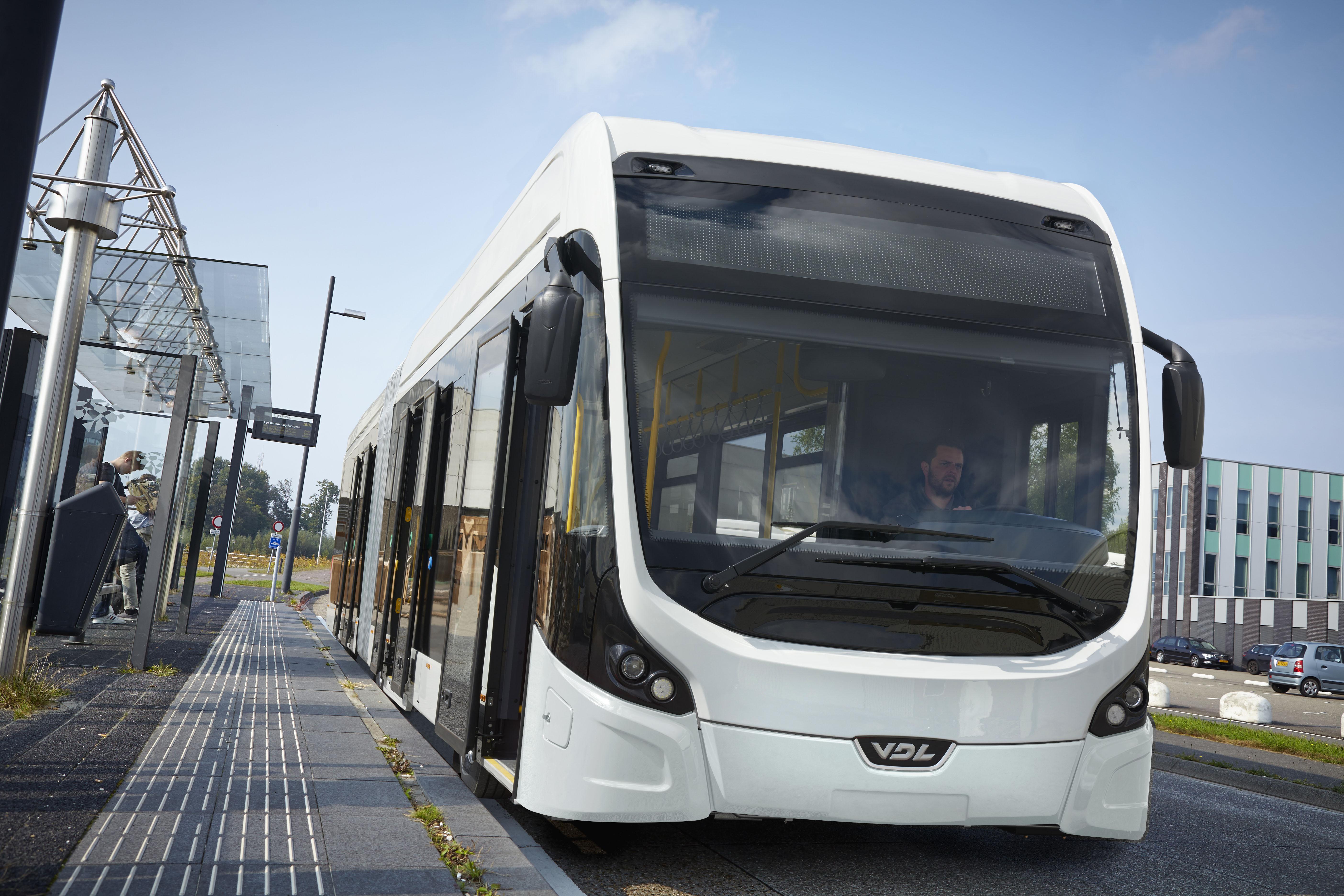 open laadprotocol elektrische bussen europese fabrikanten. Black Bedroom Furniture Sets. Home Design Ideas